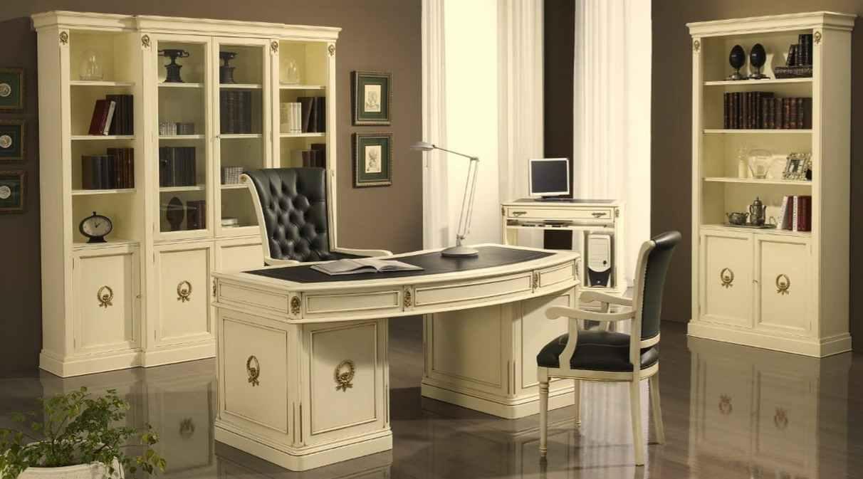 Muebles clasicos y de estilo madrid for Muebles de oficina 28007